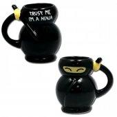 Ninja Temalı Kupa Bardak Çay Kahve Hediyelik Seramik Kupa Bardak