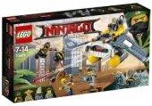 Lego 70609 Ninjago Manta Ray Bomber 4