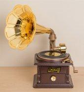 Nostaljik Müzik Kutusu Gramofon