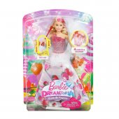Barbie Dreamtopia Çilek Prensesi Dyx28