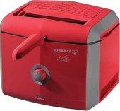Korkmaz A486 02 Vertex Fritöz Kırmızı