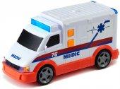 Sunman Teamsterz Sesli Işıklı Ambulans Araç 3+ 141...