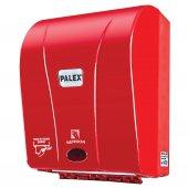 Palex 3490 B Otomatik Havlu Dispenseri 21 Cm Kırmızı