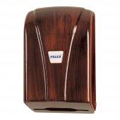 Palex 3438 A C Katlama Tuvalet Kağıt Dispenseri Ahşap