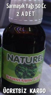 Naturel Sarmaşık Yağı 50 Cc 2 Adet Ücretsiz Kargo...