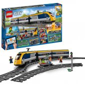 Lsc60197 Cıty Yolcu Treni City 6 12 Yaş Lego 677 P...