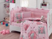 Cottonbox Ranforce Bebek Uyku Seti Mini (Bebeğiniz...