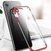 Apple İphone 5 6 7 8 X 7 6 8 Plus Arka Kapak Şeffaf Telefon Kılıf