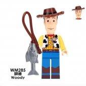 Lego Uyumlu Oyuncak Hikayesi Mini Figür Woody (Wm285)