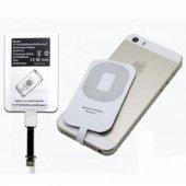 Apple İphone 5 5s 6 7 6 Plus Harici Qi Kablosuz Şarj Pad Pedi