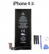 Apple İphone 4s Uyumlu 1430 Mah Batarya + 6lı Tamir Seti