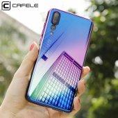 Huawei P20 Lite Arka Kapak Aurora Telefon Kılıfı