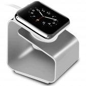 Apple İwatch Alüminyum 1 2 3 4 Uyumlu Şarj İstasyonu