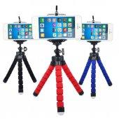 Ahtapot Tripot Kamera Cep Telefonu Tripodu Stand Ç...