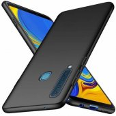 Samsung Galaxy A7 2018 Kılıf Slim Fit Yumuşak Dokulu Soft Silikon