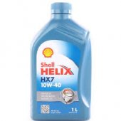 Shell Helıx Hx7 10w40 1l (Yarı Sentetik Motor Yağı) (Üretim Tarihi 2019) Alofiltre