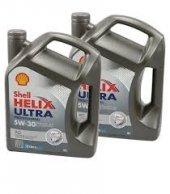 Shell Helix Ultra Professional Ag 5w 30 5l) (Üretim Tarihi 2019) Alofiltre