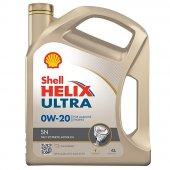 Shell Helix Ultra Sn 0w 20 5lt Honda Araçlara Özel (Üretim Tarihi 2019) Alofiltre