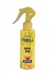 Fonex Ceylinn Thrill Sprey Wax Curl Define 150 Ml