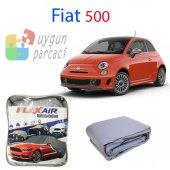 Fiat 500 Araca Özel Koruyucu Branda 4 Mevsim (A+ Kalite)