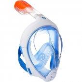 Easybreath Su Altı Keşif Maskesi Mavi (Medium Larg...