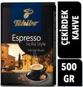 Tchibo Espresso Sicilia Style Çekirdek Kahve 500 G...