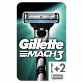 Gillette Mach3 Makine 2 Yedekli