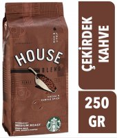 Starbucks House Blend Çekirdek Kahve 250 Gr