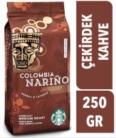 Starbucks Colombia Narino Çekirdek Kahve 250 Gr