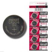 Maxell Cr2016 5 Li Lithium Pil