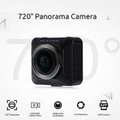 Angeleye Ks 507 4k Wifi Panaromik Dual Lens Aksiyon Kamera