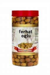 Ferhatoğlu Yeşil Kırma Zeytin 1 Kg.(300 330)