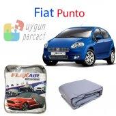 Fiat Punto Oto Koruyucu Branda 4 Mevsim (A+ Kalite)
