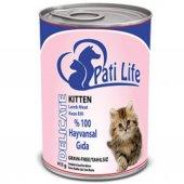 Pati Life Kitten Mini Kuzu Etli Yavru Tahılsız Ked...