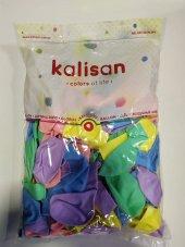 Makaron Parti Balonu 100lü (Çeşitli Renklerde)