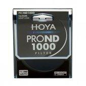 Hoya 62mm Pro Nd 1000 Filtre (10stop)