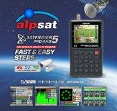 Satfınder 5 Pro Ahd + Uydu Bulucu + Hd