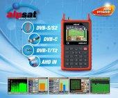 As06stc Ahd Sinyal Analizörü + Uydu Buloucu