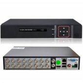 Avenir Av Tr16n 1080p 16kanal Ahd Dvr Kayıt Cihazı (Hybrid)