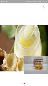 100 Gram Saf Arı Sütü(Yeni Mahsül)