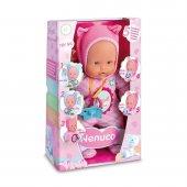 Nenuco 5 Fonksiyonlu Bebek Pembe