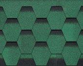 Galaksi Modern Shingle Yeşil 1 Paket 2.61 Metrekare