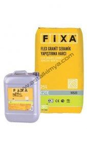 Fixa Flex Granit Seramik Yapıştırma Harcı Çift Bil...