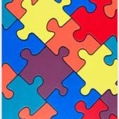 Pvc Yer Döşemesi Puzzle Desen Zemin Kaplama Serfloor Dekorfloor