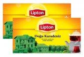 Lipton Doğu Karadenız 3,20 Gr 100 Lü Demlik Poşet Çay X 2 Adet