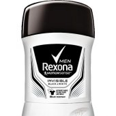 Rexona Deodorant Stick Invısıble Black +whıte 50 Gr