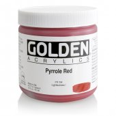 Golden Heavy Body Acrylıc 473 Ml Seri 8 Pyrrole Re