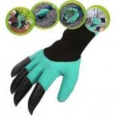 Garden Genie Gloves Mucize Bahçe Eldiveni