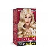Nevaton Saç Boyası 10.1 Küllü Platin Bir Kutuda 2 Boyama