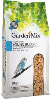Garden Mix Platin Yavru Muhabbet Kuş Yemi 500 Gr (...